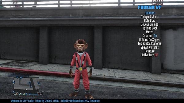 Petite mise à jour dun Mod Menu pour GTA V sur Xbox 360 JTAG / RGH créé par Chr0m3 x Modz, White Mexicains et TheDonBro. Il est dorénavant compatible avec