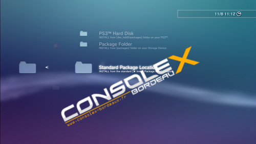 How to create pkg file for ps3