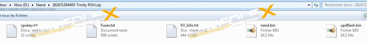 Mettre à jour Kernel RGH GLITCH JTAG | Console X